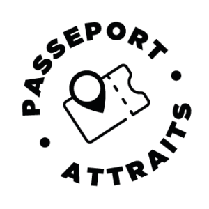 Logo Passeports Attraits.