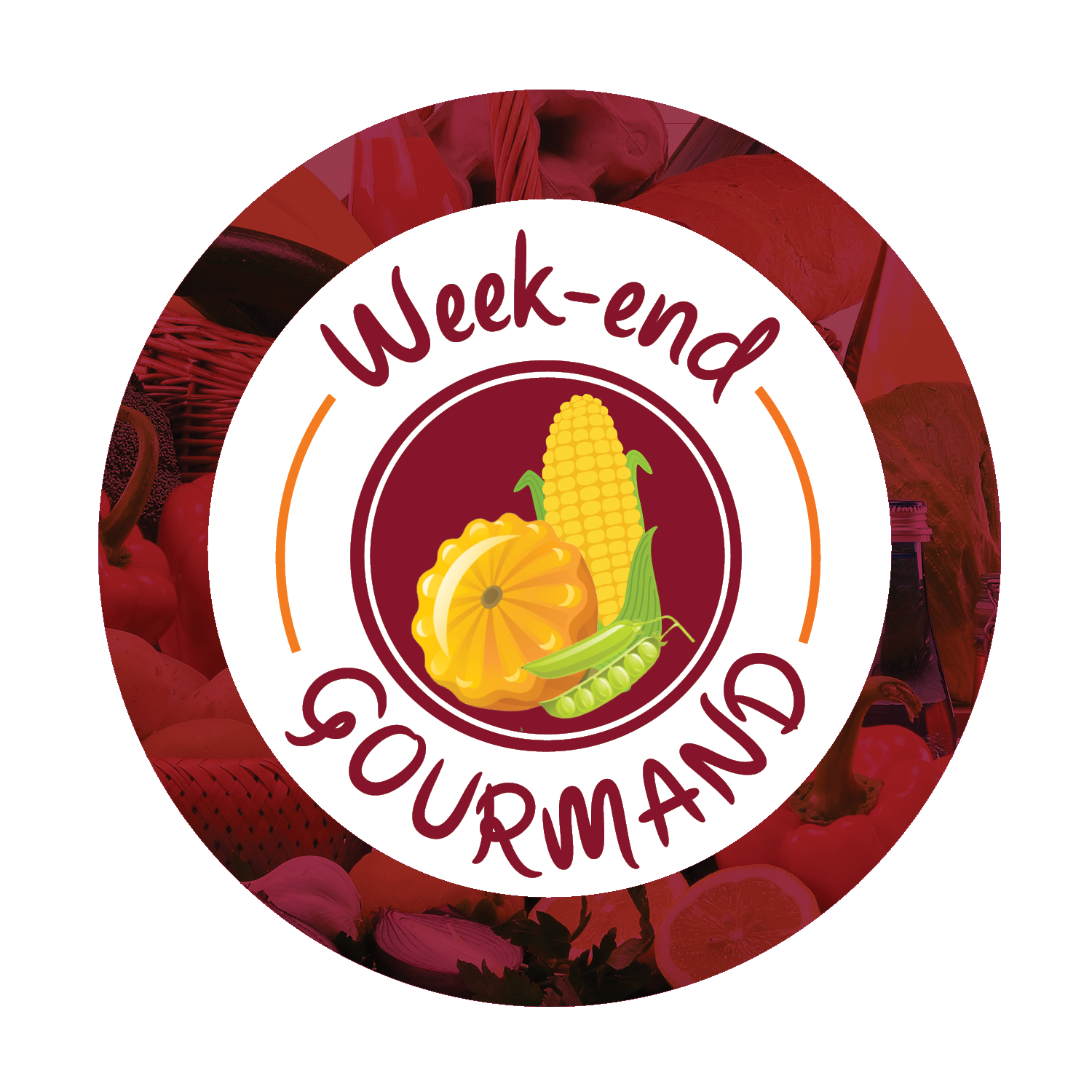 Logo du week-end Gourmand.